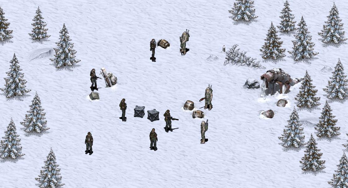 Экспедиция убежища и выжившие