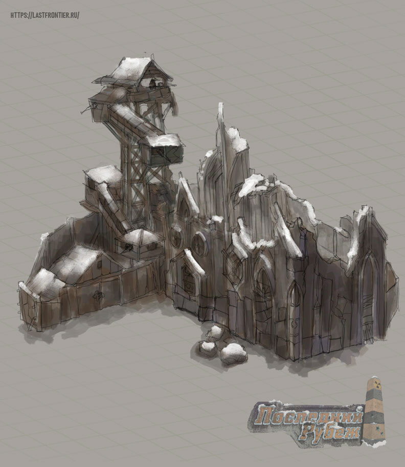 Lasf-Frontier-MMORPG-Gambell-Ruins-Raide